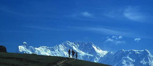 Another view of kangchenjunga...