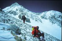 At 7900m on kanchengjunga...