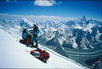 Concordia and Baltoro Glacier...