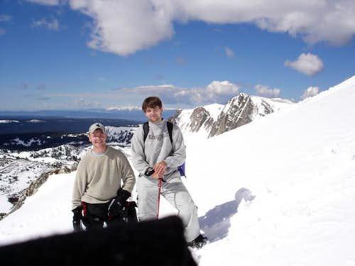 Tucker Winget and Matt Orr,...
