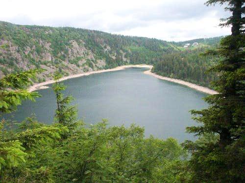 Lac Blanc (White Lake) - June...