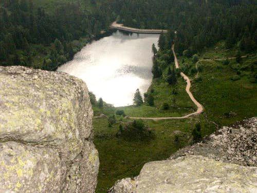 Forlet Lake (June 19, 2004)