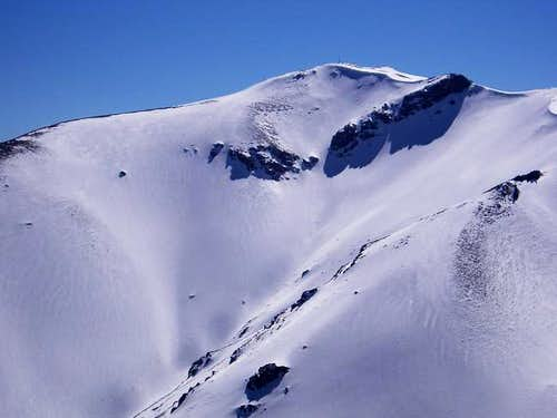 Some of the great ski runs...