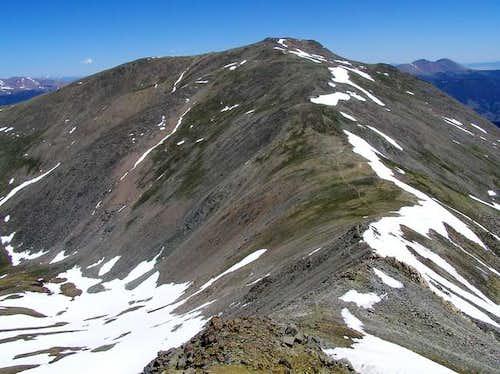 18 Jun 2005 - The West Ridge...