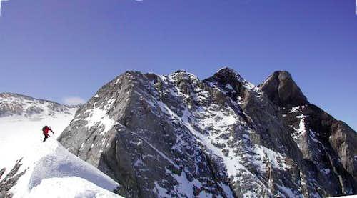 Petit vignemale ( 3032 m )