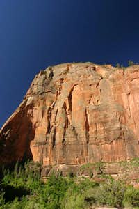 Angel s Landing from the...