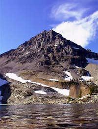 Black Peak - Sept 9, 2002 NE...
