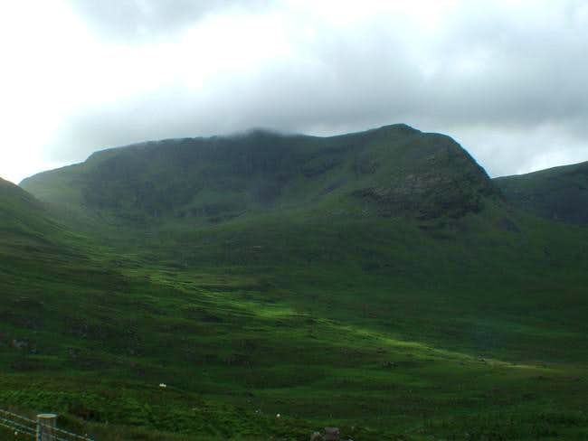 Mweelrea Mountains