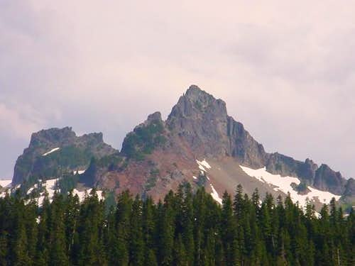 View of Pinnacle Peak from...