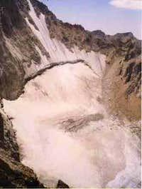 spilet glacier alam kouh