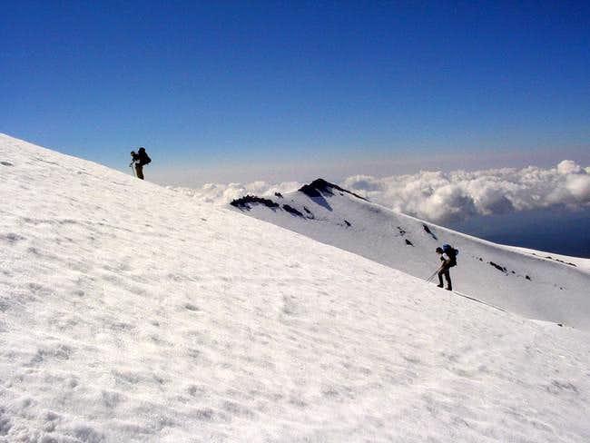 Avalanche Gulch - below Lake...