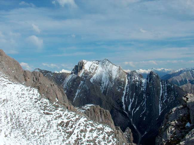 Cory's South Ridge taken from...