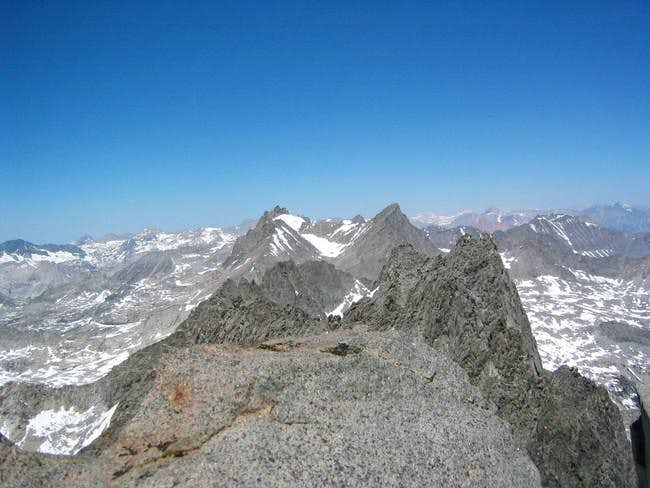 Mount Sill and the rest of...