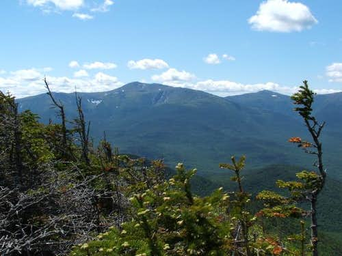 Mt. Washington from a side...