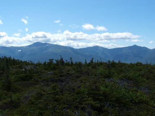 The Presidentials from Mt....
