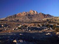 Mt. Humphreys at Sunset 9-1-02