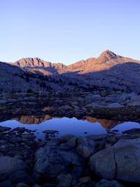 Surrounding Lake - Sunrise