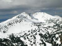The Rock Creek basin area on...