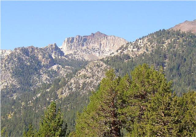 Whitecliff Peak