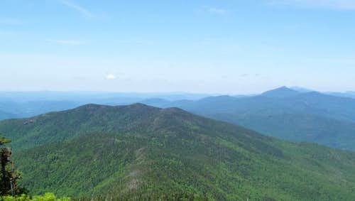 View from near the top of Mt....