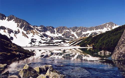 Five Polish Lakes\' Valley  ...