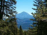 West Spanish Peak from what...