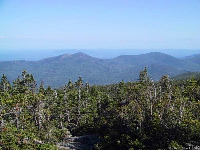 A view toward the Baldface. & Baldface-Royce Range : Climbing Hiking u0026 Mountaineering : SummitPost