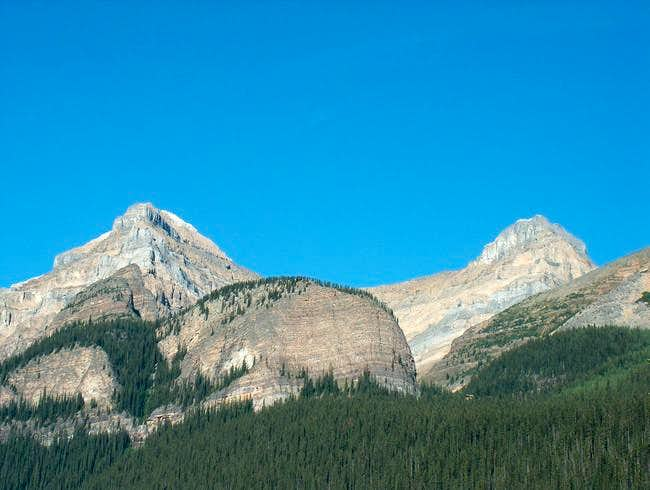 Mt. Whyte-Mt. Niblock (with...