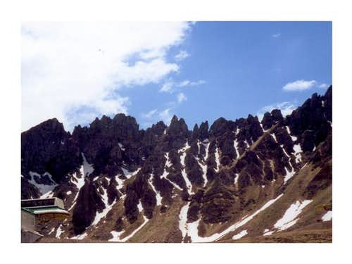 Monte Padon area from N, June...
