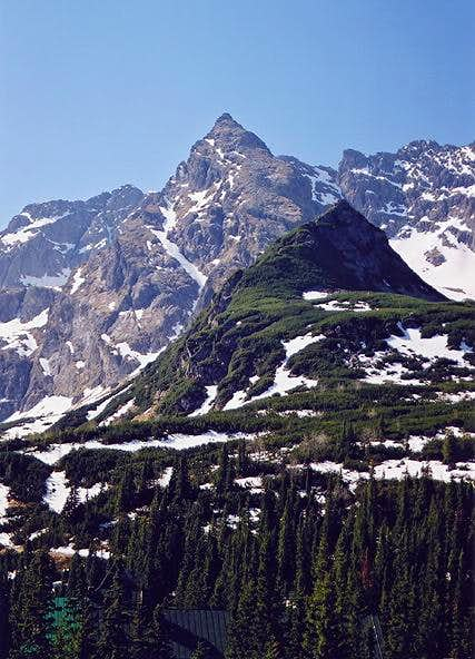 Koscielec Peak - 27th May 2005