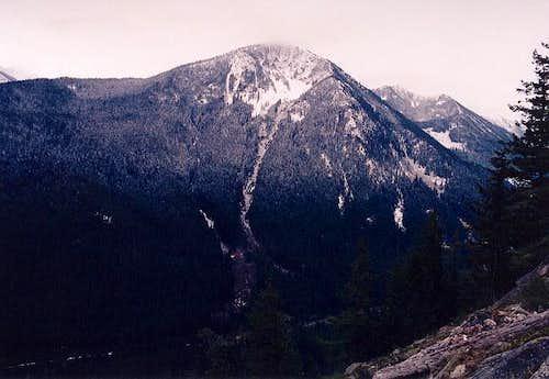 Arrowhead Mountain from the...