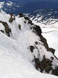 Southwest Ridge via Collier Glacier