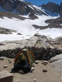 Trail Camp at 12,000ft. 22...