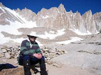 Mount Whitney and the Needles...