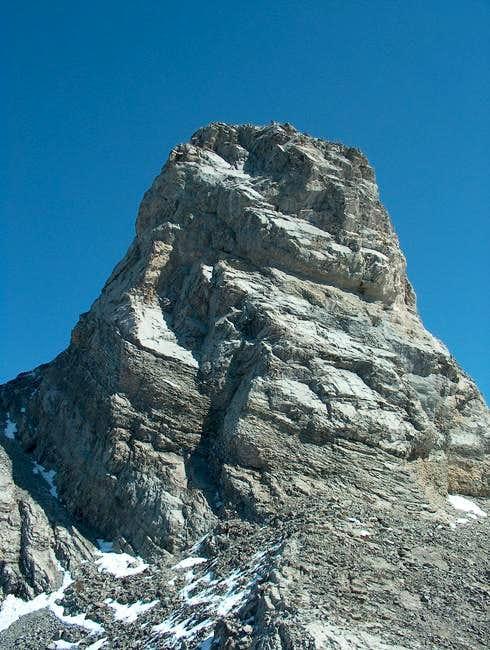The summit block of Squaws...