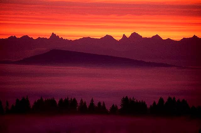 Fraser Valley Sunrise