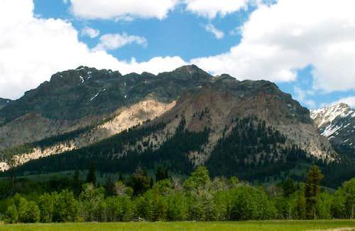 Lorenzo Peak's impressive...