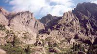 Crestone Peak to Needle...