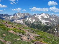 The Gore's . Hail Peak ,...