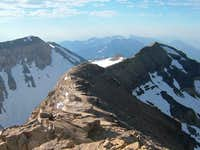 From the summit of Timp,...