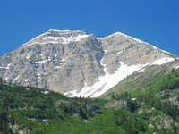 East face of North Timpanogos...