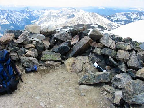La Plata\'s summit. June 28,...