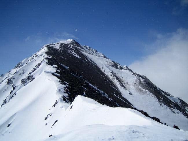 Near the top April 23 2005