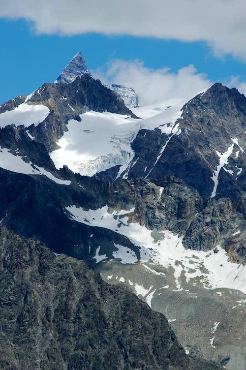 Matterhorn pyramide