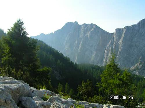 Krma valley