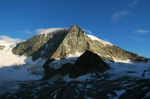 .Pennine Alps - Val d'Hérémence - Val de Dix July 2005