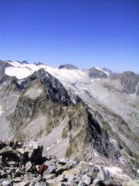 Pisgana Glacier seen from...