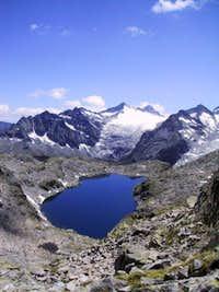 Lobbia Glacier, Crozzon di...