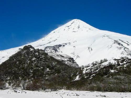 Snowed Lanin in November 2002