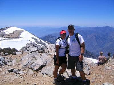 Climbing Webers